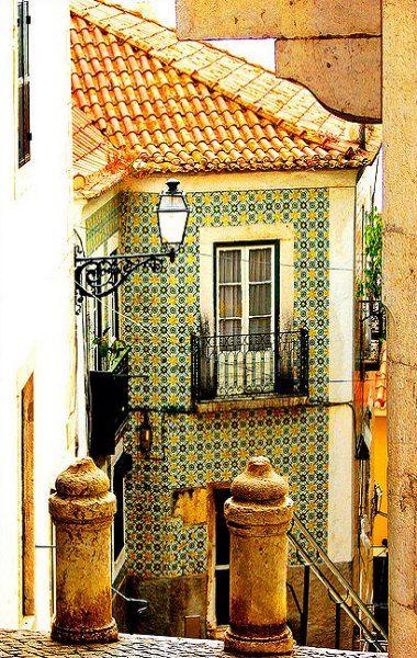 Alfama. Lisboa.