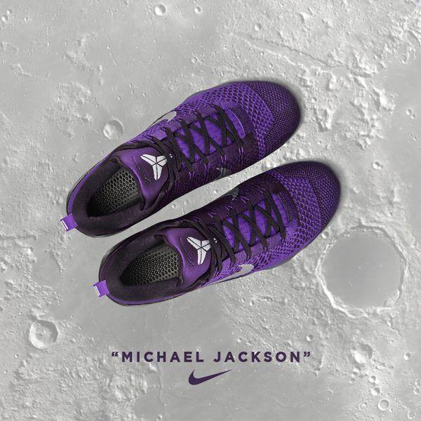 "Nike Kobe IX Elite x Flyknit ""Michael Jackson"" | Now Available | www.sneakerbaas.nl | #nike #kobe #elite #baasbovenbaas"