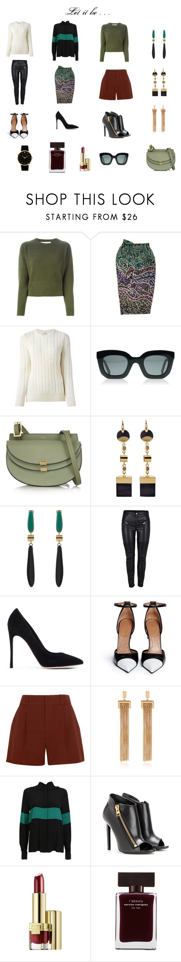 """""""Let it be"""" by mousouza on Polyvore featuring Marni, Missoni, CÉLINE, Chloé, Isabel Marant, Gianvito Rossi, Givenchy, Fendi, Tom Ford and Estée Lauder"""