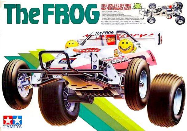 Tamiya The Frog My First Tamiya Rc Car I Ran The Wheels Off It