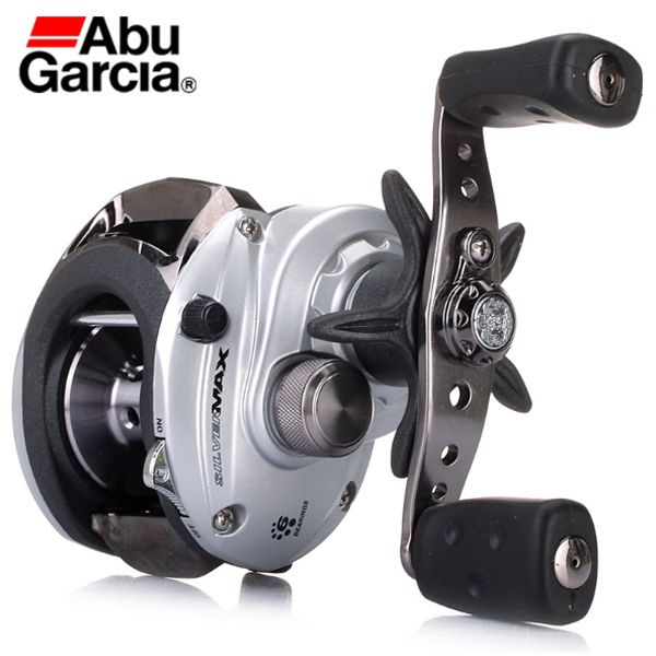 Left Rght hand Carretilha Bait casting Fishing Reel Gear Magnetic Brake System 6BB 6.4:1 Bait Cast Fishing Coil Wheel free shipping worldwide