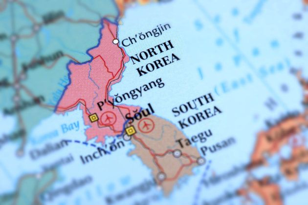"""North Korea is suffering a complete internet outage  by Sean Buckley 12/22/14 