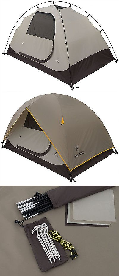 Tents 179010: Browning Camping Cypress 2 Person Tent -> BUY IT NOW ONLY: $76.99 on eBay!
