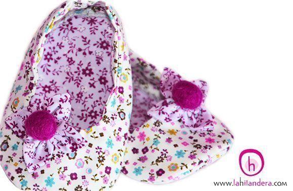 Tutorial de costura ¡No te pierdas cómo hacer zapatitos para bebé con tela!