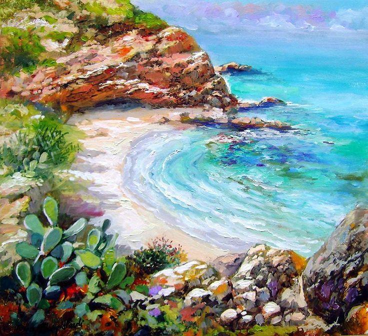 Piccola spiaggia @GIGARTE.com
