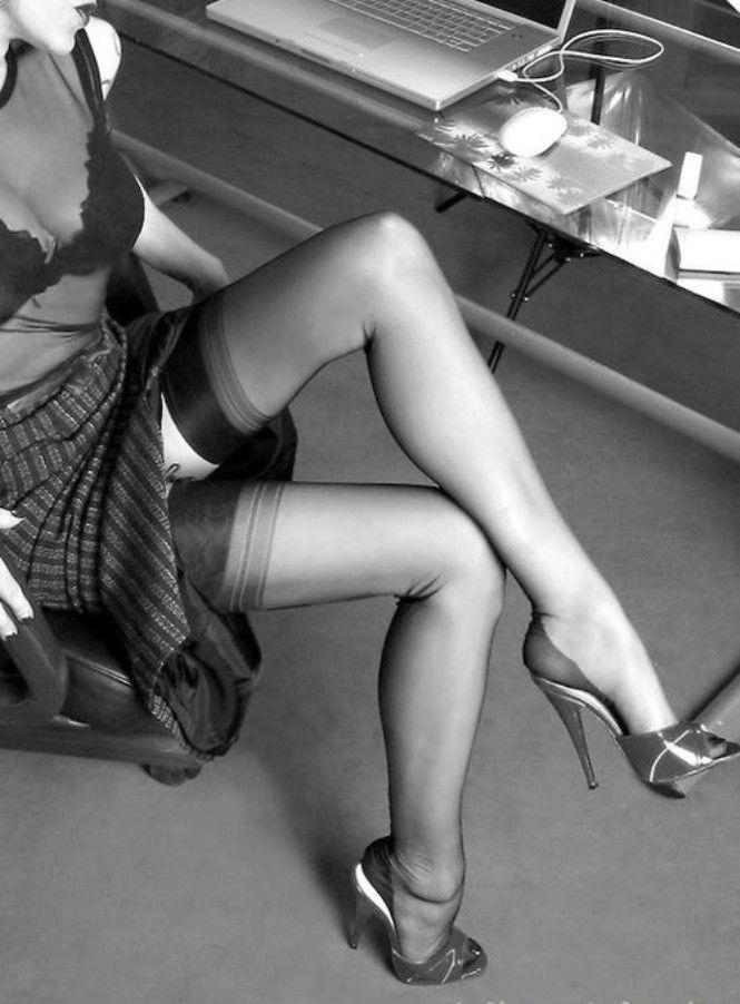 High Heels und Strümpfe Sex Seiten