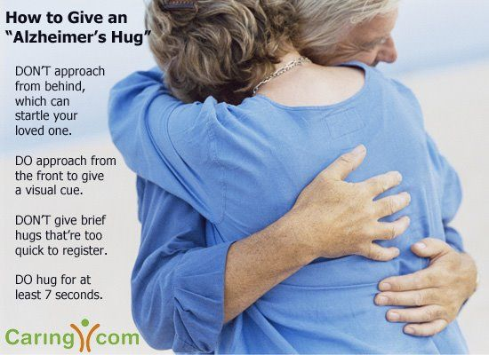 When caring for a loved one with dementia, touch is reassuring when so much feels uncertain.
