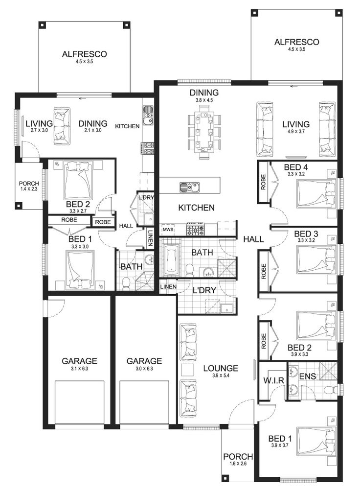 New Home Construction Plans 274 best house - shared houses images on pinterest | house floor