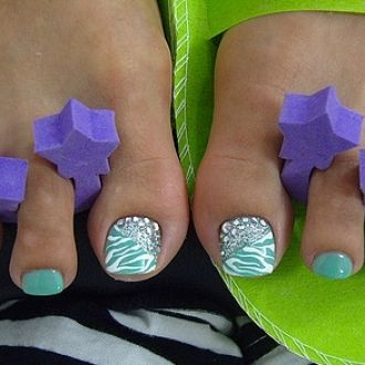 Image detail for -Trend Fashion Designer: Cool Pedicure Designs