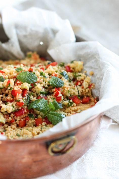 Lähi-idän keittiön maut ovat olleet meillä jo pitkään suosikkien joukossa. Hummushimoinen Hannele on aivan tuttu tapaus näillä kulmilla, ...