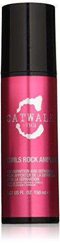 TIGI Catwalk Curl Collection Curlesque Curls Rock Amplifier, 5.07 Ounce, Packaging May Vary Tigi http://www.amazon.com/dp/B0007506U2/ref=cm_sw_r_pi_dp_2S8Cvb08GYH07