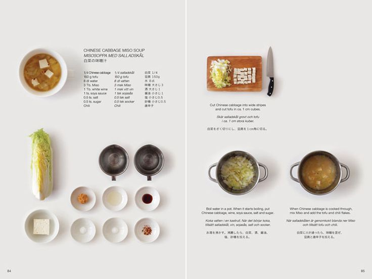"""""""Guide to Foreign Japanese Kitchen"""" by Moé Takemura  (in english and swedish)"""