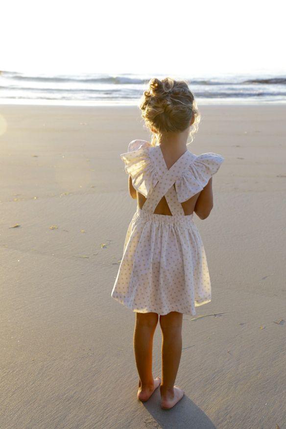 Vestido pichi de niña