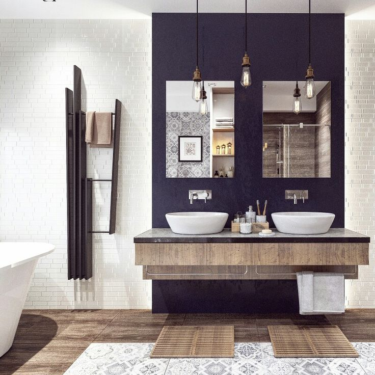 25+ Best Ideas About Industrial Bathroom Design On