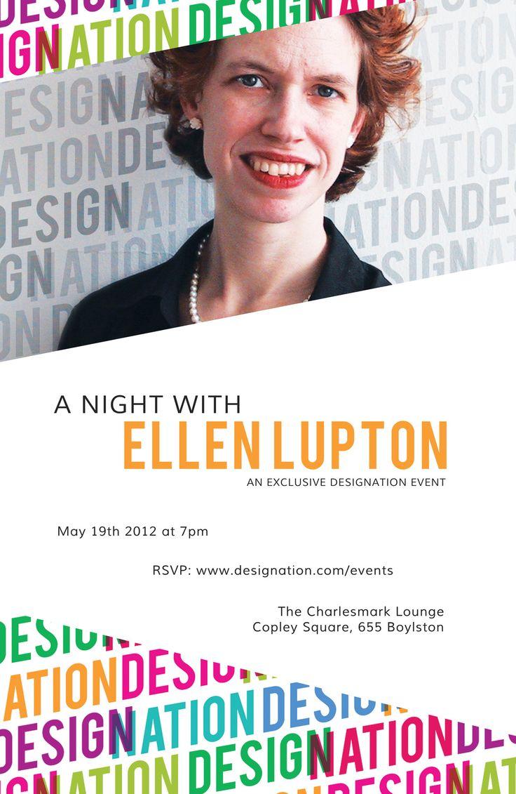 Poster design for events - Graphic Design Inspiration