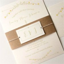 Wedding in Paper Goods > Invitations - Etsy Weddings - Page 38