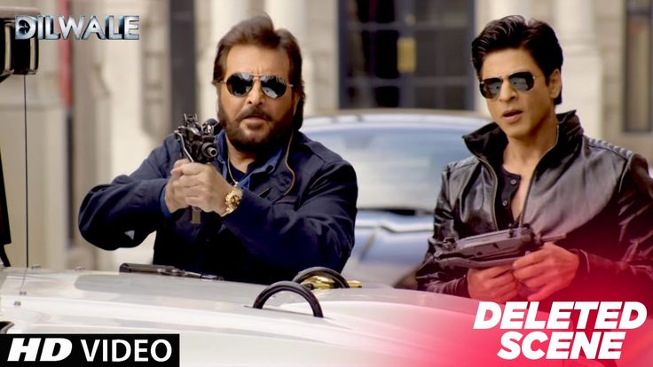 Dilwale   Deleted Scene   Vinod Khanna's Intro   Shah Rukh Khan