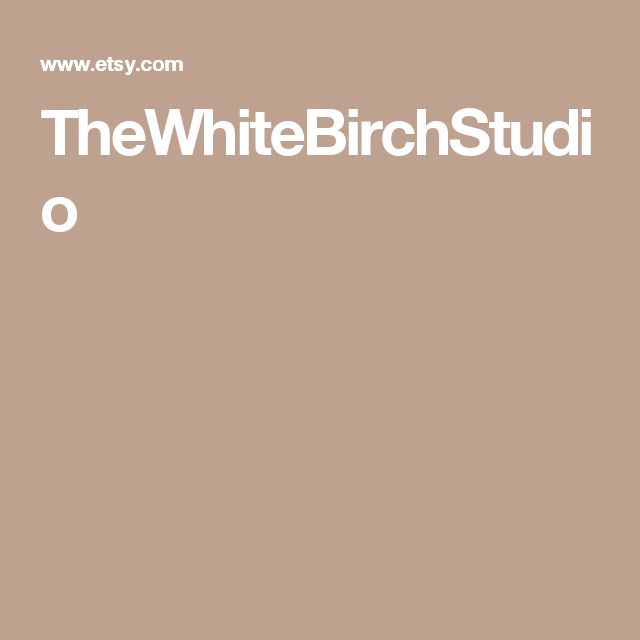 TheWhiteBirchStudio
