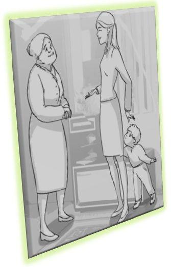 10 шагов для подготовки детей к приходу новой няни