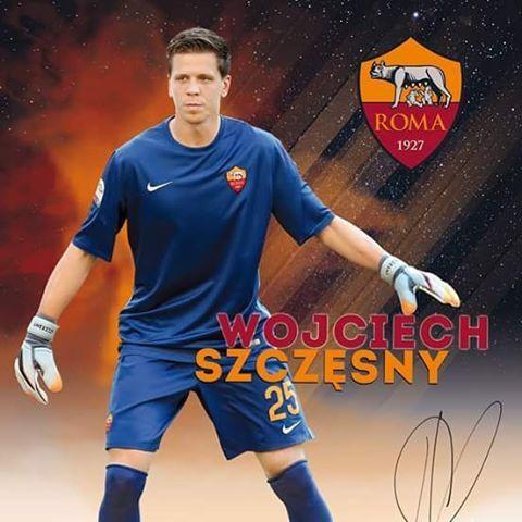 Wojciech Szczesny BY Corriere dello Sport • ASRB  #ASRoma #Roma #Rome #Szczesny #Corrieredellosport #ASRB #ASR