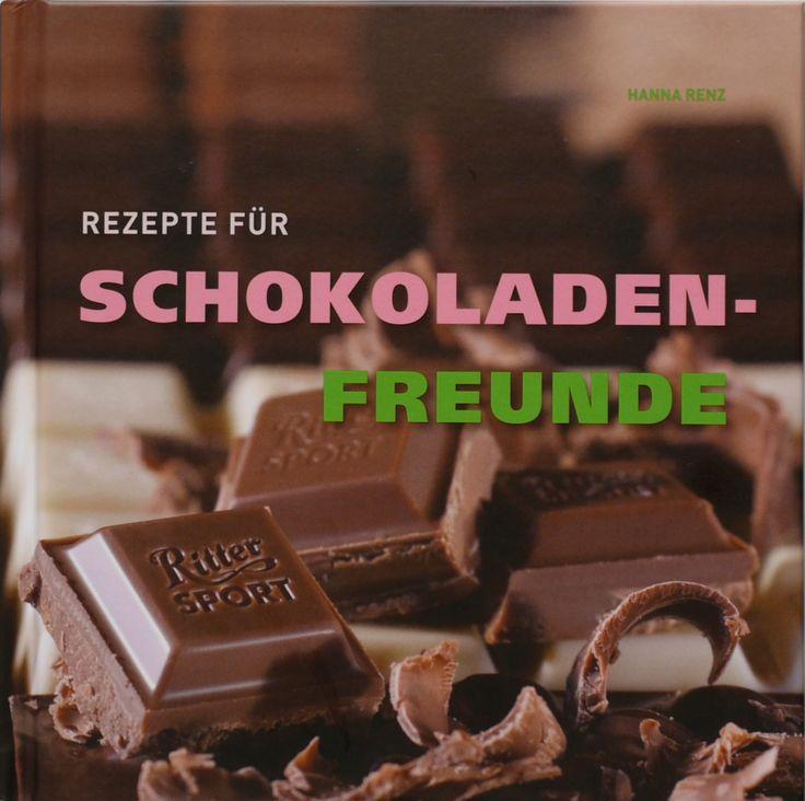 Wenn Schokolade dich glücklich macht, dann wird dir dieses RITTER SPORT Backbuch besonders viel Freude und Inspiration bringen.