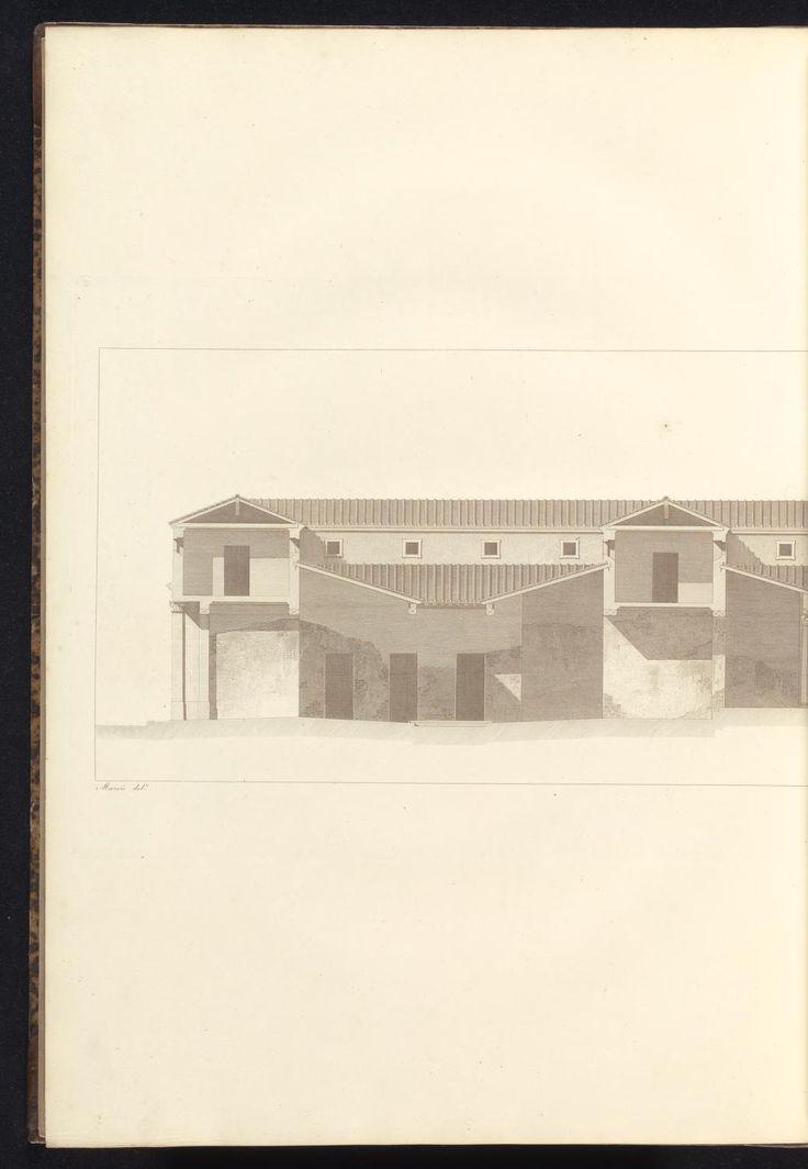 Les ruines de Pompéi Volume II