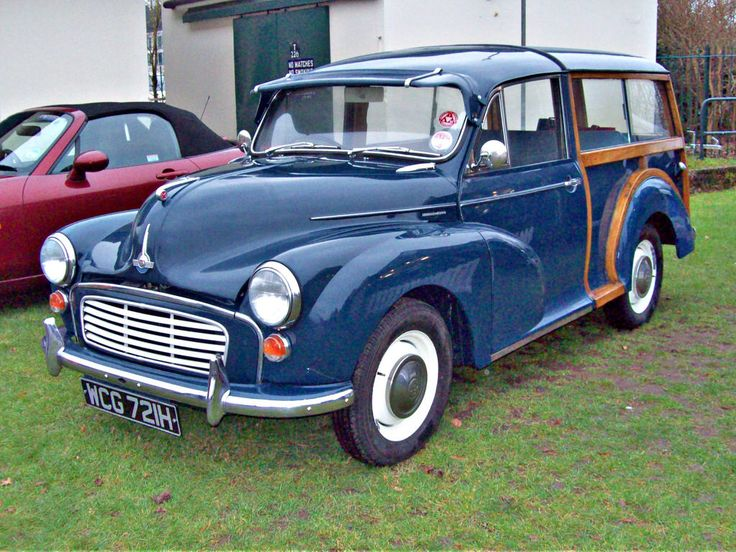 203 Morris Minor 1000 Traveller (1970)