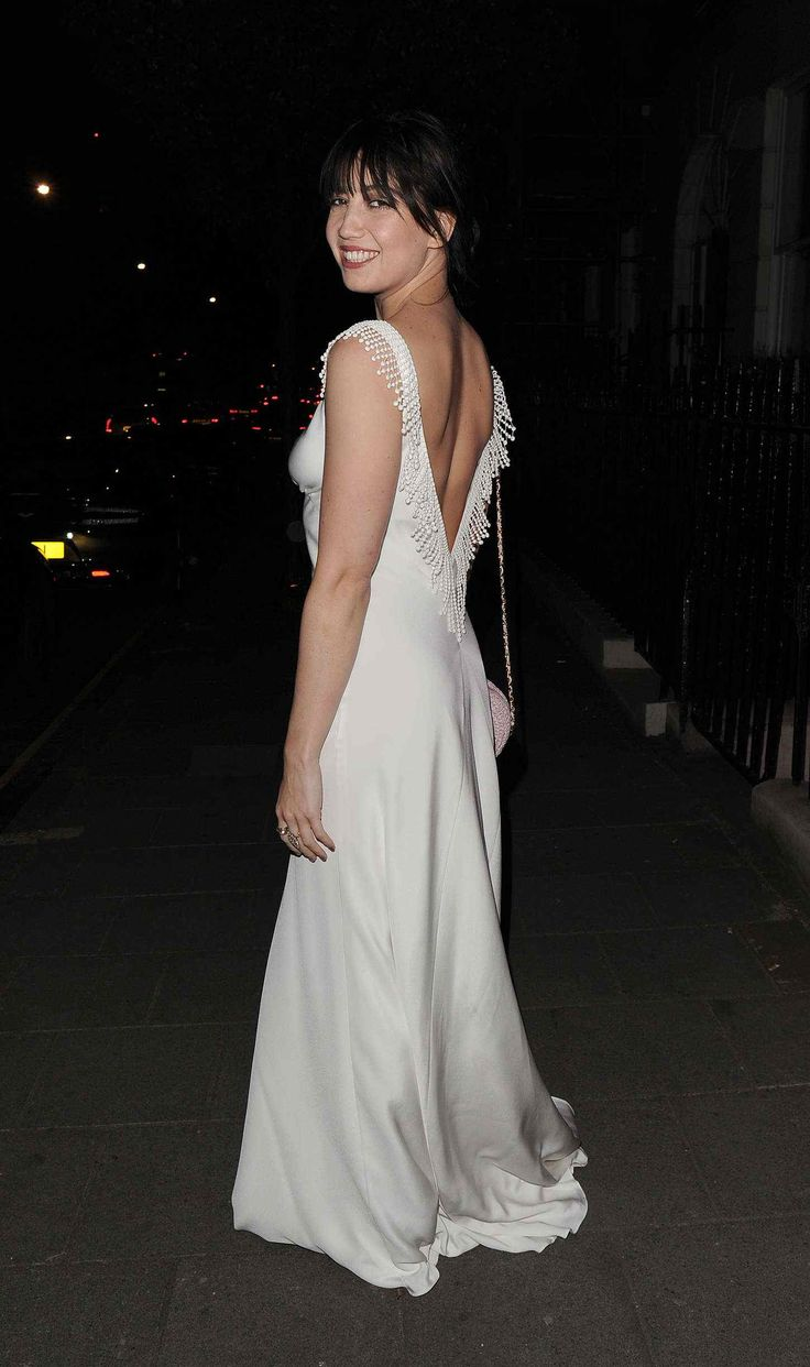 22 best bespoke and styling halfpenny london images on pinterest daisy lowe wears the silk crepe bias cut vera wedding dress with french knot detail and ombrellifo Gallery