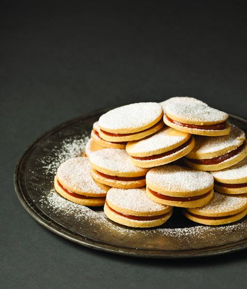 Valami isteni: a tejkaramellás keksz