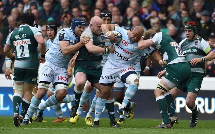Watch Live Rugby Racing 92 vs Montpellier Herault