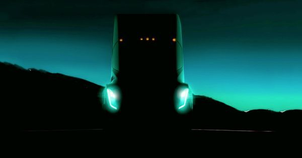 Elon Musk: Tesla Will Reveal a Working Prototype of the Electric Semi in September http://ift.tt/2sDPIcu