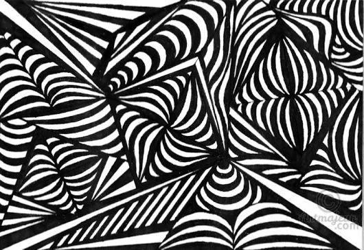 Squares & Lines I