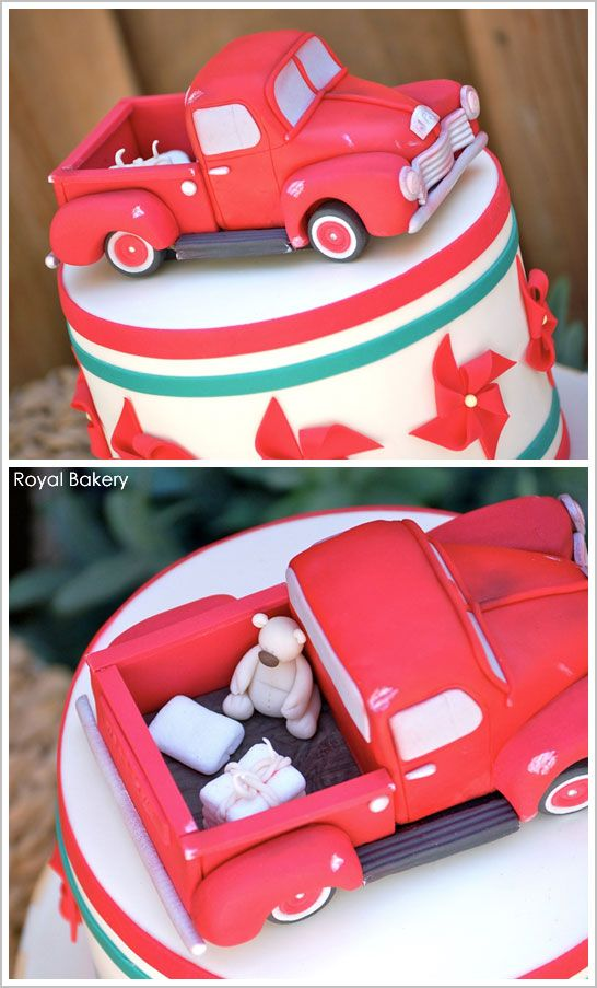 Best Cakes Autos Images On Pinterest Car Cakes Amazing Cakes