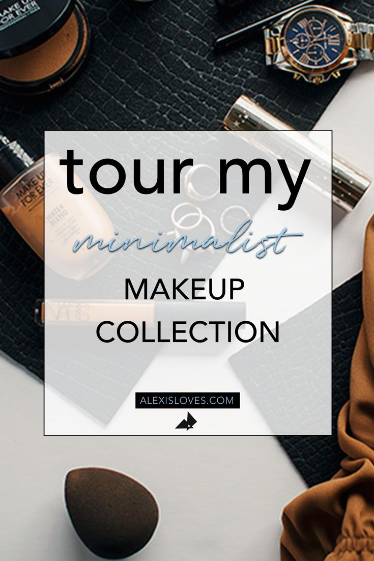 Minimalism isn't about DENIAL, it's more so about FREEDOM through the act of being intentional!  As a makeup artist, I can tell you it's not easy to be a minimalist with my #makeupcollection .  But I choose to keep it simple and clean!  I can help you condense and declutter your beauty stash as well:-) All the details are in this post!