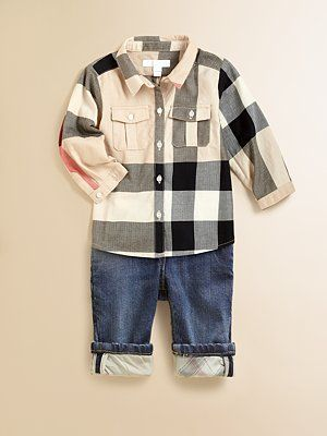 So In Love with This Burberry Out fit