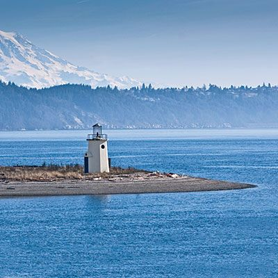 Gig Harbor is nestled amid a series of stunning harbors, bays, and narrow inlets ringed by majestic pines—yet it's only a 20-minute drive from urban Tacoma.