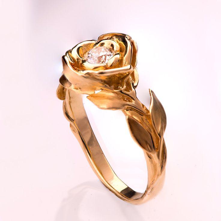 1225 best Unique wedding rings. images on Pinterest | Engagements ...