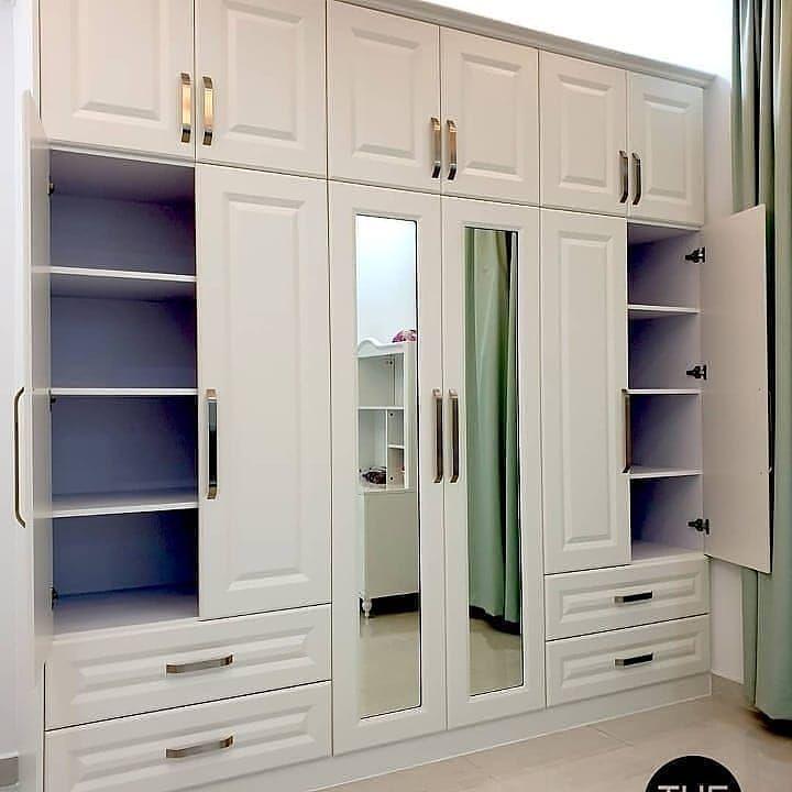 3 044 Likes 0 Comments ديكور Decoorat On Instagram تفصيل حسب الطلب وجا Bedroom Decor Design Master Bedroom Closet Design Ideas Beautiful Dorm Room