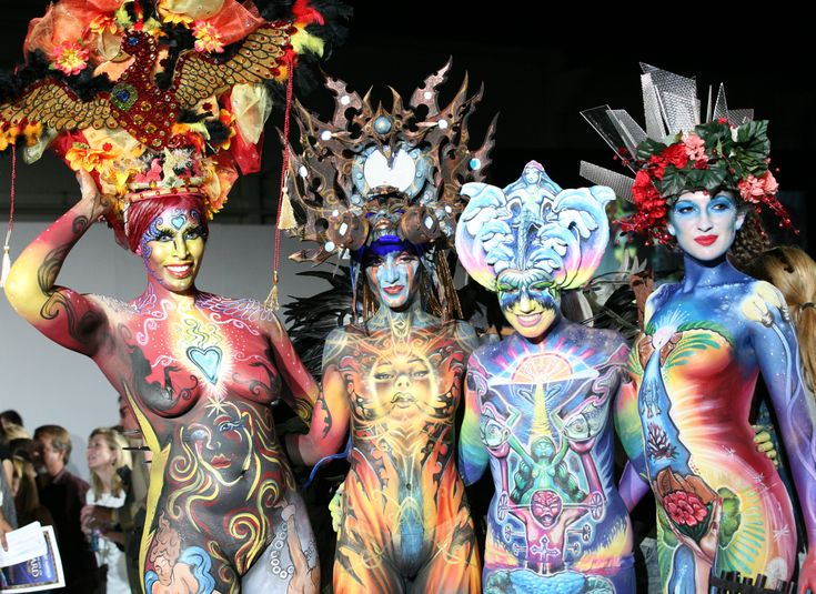 living art america bodypainting event atlanta ga. Black Bedroom Furniture Sets. Home Design Ideas