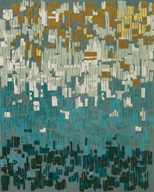 A vanguard of the American design scene, Edward Fields: Edward Fields, Idea, Pattern, Color, Art, Secret Cavern, Rugs