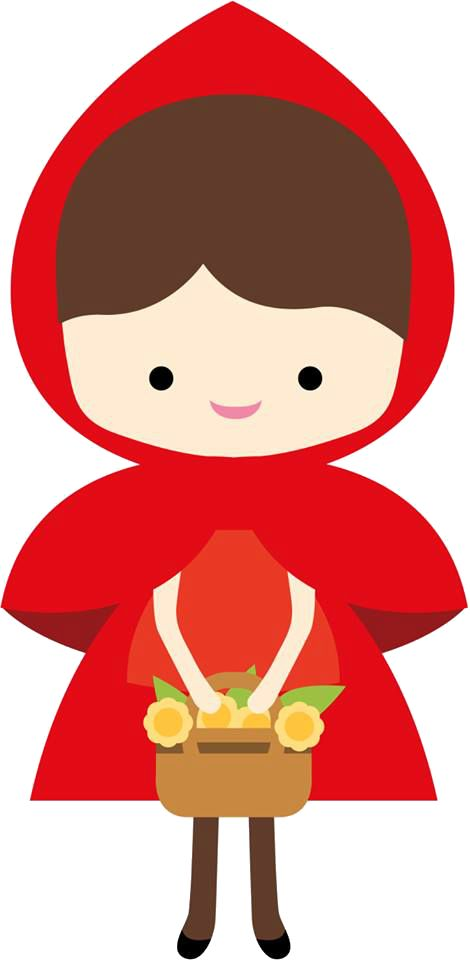 64 best clipart little red riding hood images on pinterest red rh pinterest com little red riding hood clipart black and white red riding hood characters clipart