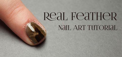 nail art - nail design - The Nailasaurus: Nail Art Tutorials - #nailart