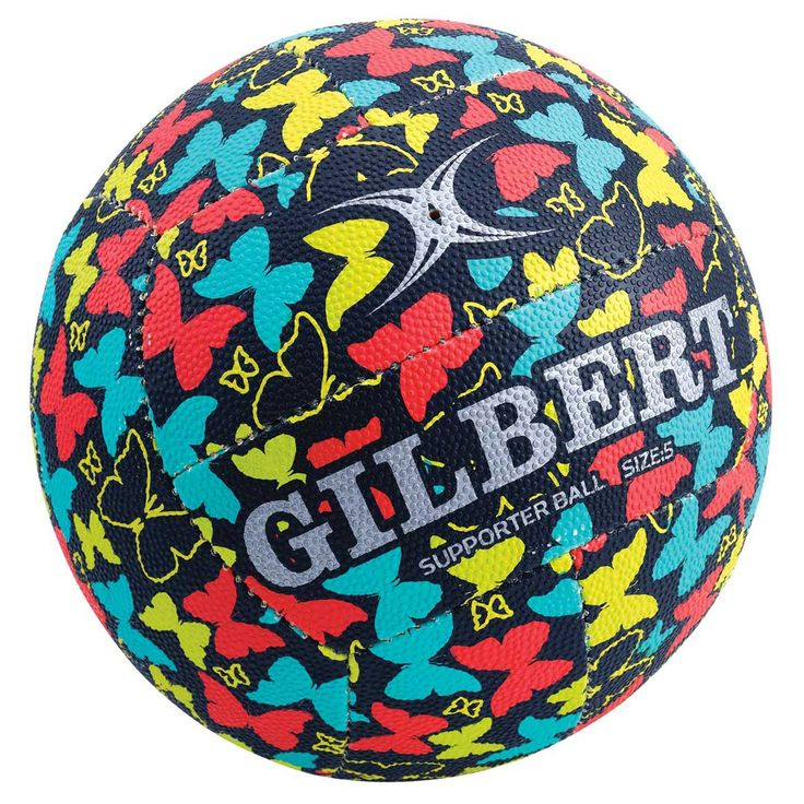 Gilbert Glam Butterfly Netball