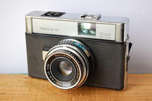 1967 KODAK RETINA S1