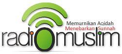 Radio Muslim - Memurnikan Aqidah Menebarkan Sunnah