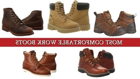 Incredible Most Comfortable Work Boots For Men Download