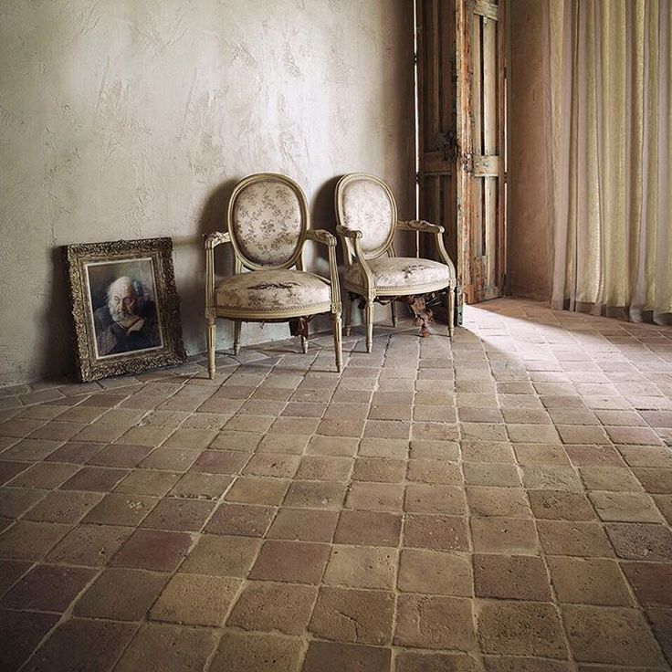 trends 2016 patterned earthy textures these 300 year old terracotta floor tiles are reclaimed from the residences chateaux farms and even