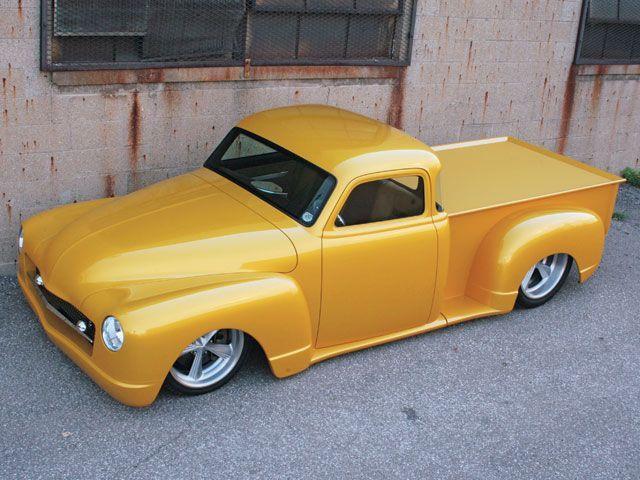 1948 Chevy Truck Photo 2