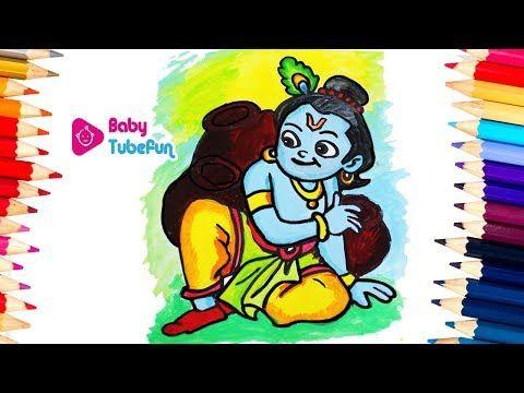 chhota bheem krishna page colouring chhota bheem krishna cartoon
