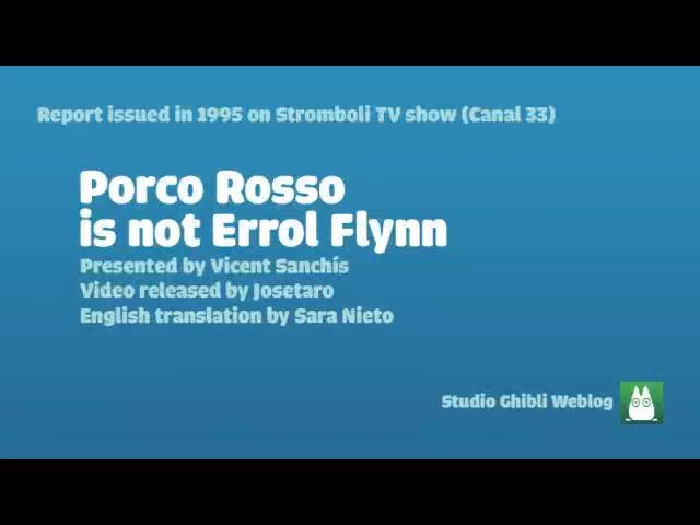 Report issued in 1995 on the Canal 33 TV show Stromboli (Catalan TV channel).   Presented by Vicent Sanchís.   Video released by Josetaro.  English translation by: Sara Nieto.